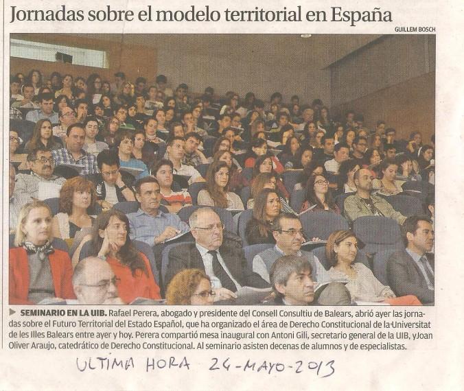 Foto de Jornades Territorials 24-05-2013