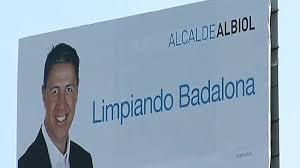 LIMPIANDO BADALONA