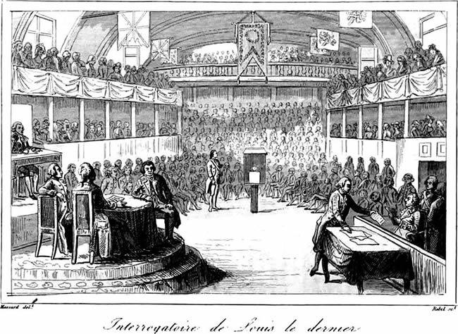 Asamblea Nacional. Paris, 1792